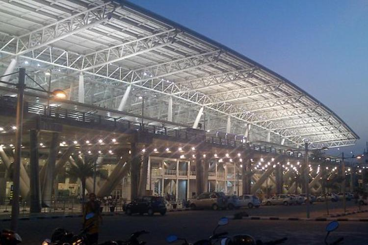 Security beefed up at Chennai airport amid Indo-Pak tensions no visitors allowed