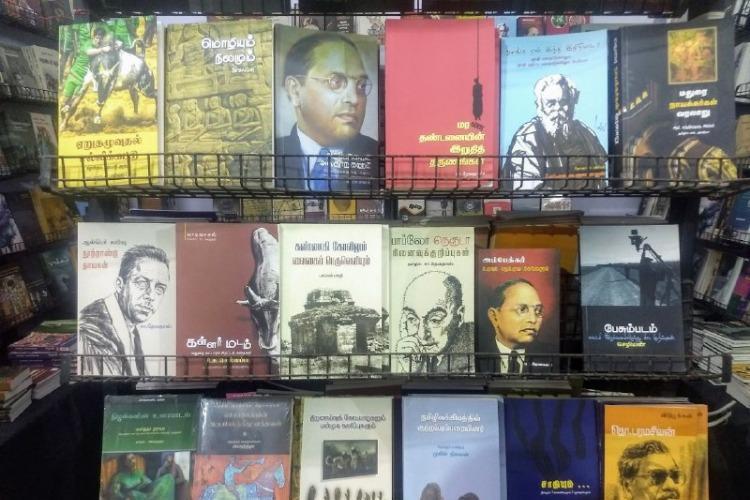 Ambedkar in Modi out At Chennai book fair politics play out through readership
