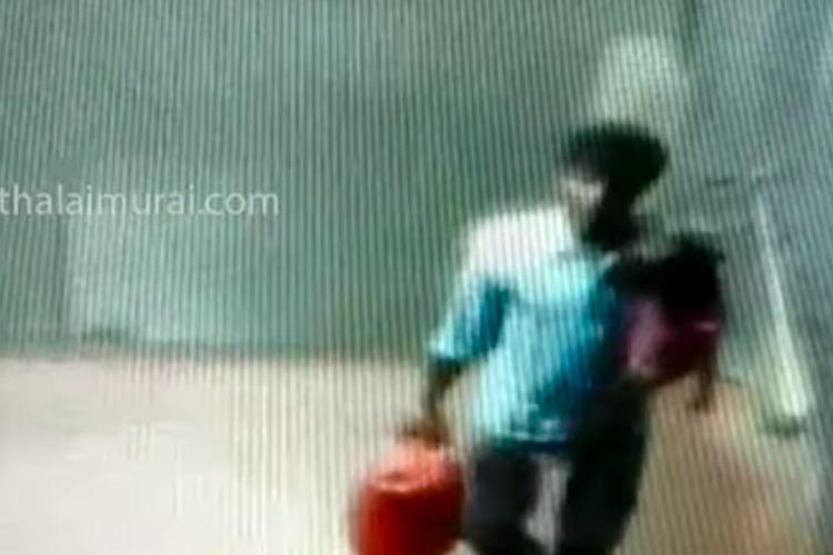 TN police arrest man for kidnapping 3-yr-old from Chennai Central railway station