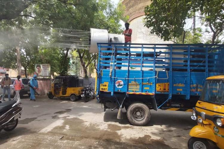 Deaths of 6 Chennai sanitation workers due to coronavirus unrecorded no solatium for families