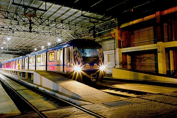 Chennai Metro turns off AC in trains due to citys water crisis