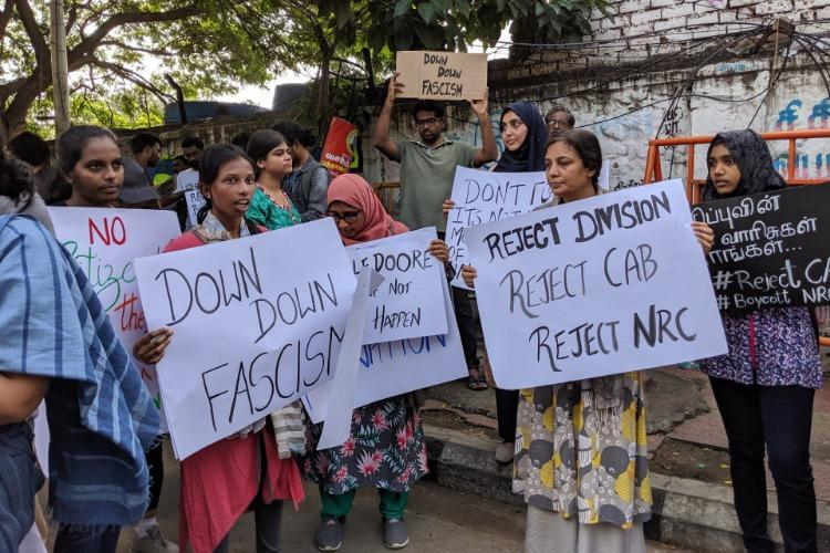 Anti CAA protests Govt asks universities to monitor students social media says report