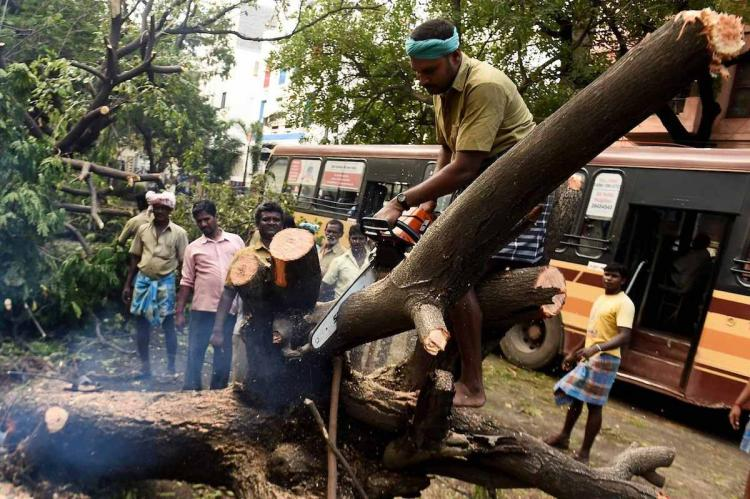 Residents flag Namma Chennai app claim field staff discourage them from using it