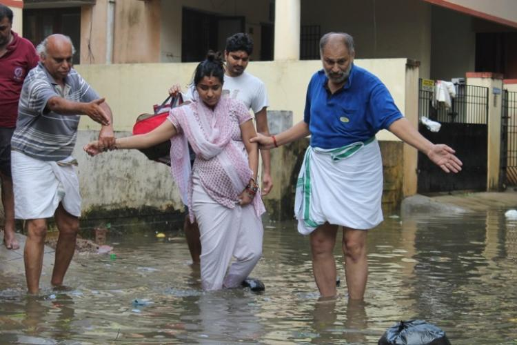 Chennai Floods How social media helped in getting aid to pregnant women