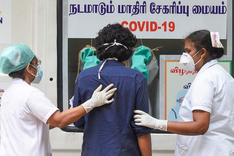 Words of solace COVID-19 recovered patients in Chennai act as support system