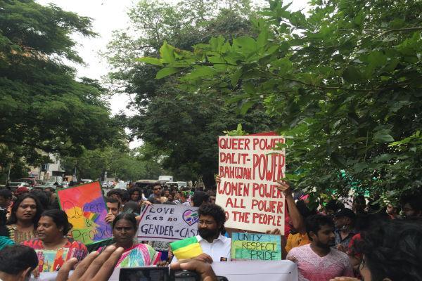 Pudupettai the Pride of Chennai Rainbow Parade