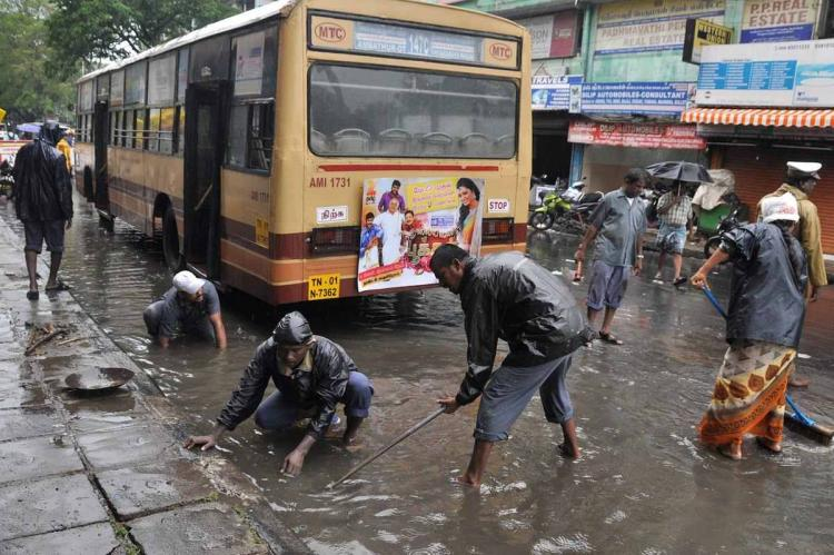 Chennai likely to receive more showers on Monday IMD