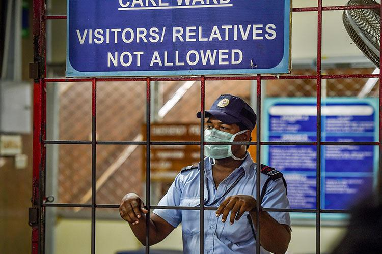 Prisons: 19 inmates test positive for coronavirus in 10 jails