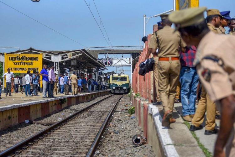TN CM requests Railway Minister to allow resumption of Chennai suburban trains