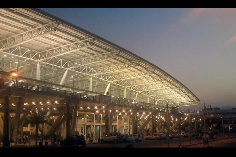 Glass panels broke 41 times in 3 years but Chennai airport says majority was spontaneous