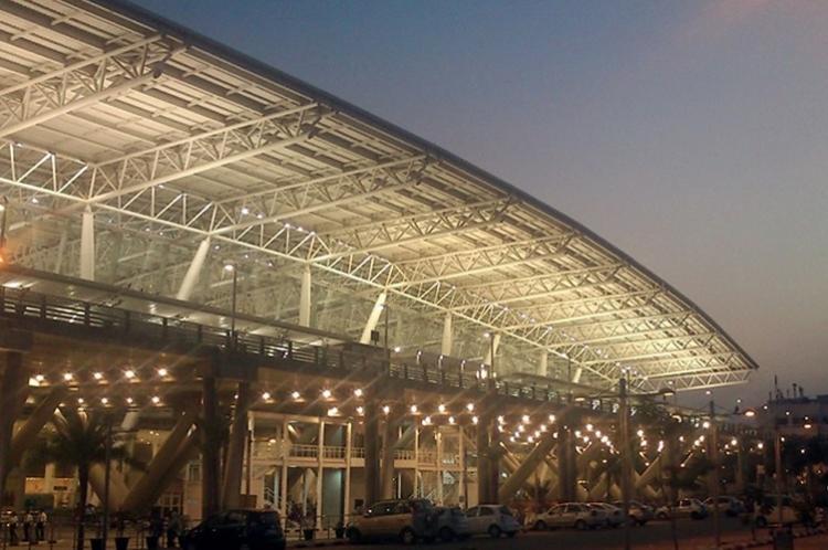 Minor fire at Chennai airport no one injured