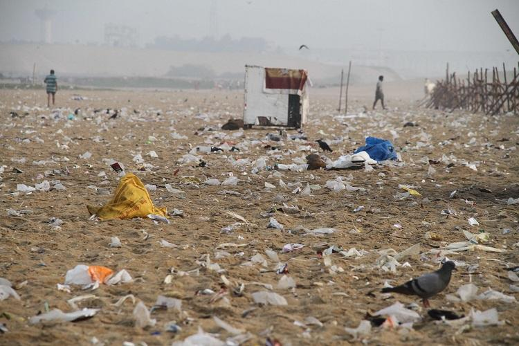 26 tonnes of waste collected from 2 Chennai beaches after Kaanum Pongal 2020
