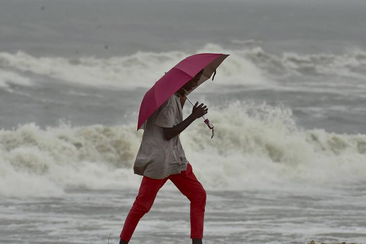 New low-pressure area over Bay of Bengal expect rains in TN from Dec 1 IMD