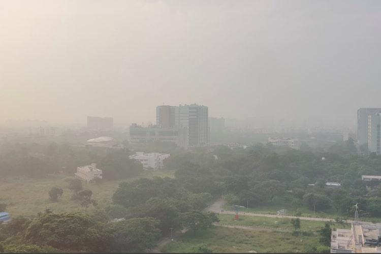 Chennai air quality worst amongst southern capitals this week