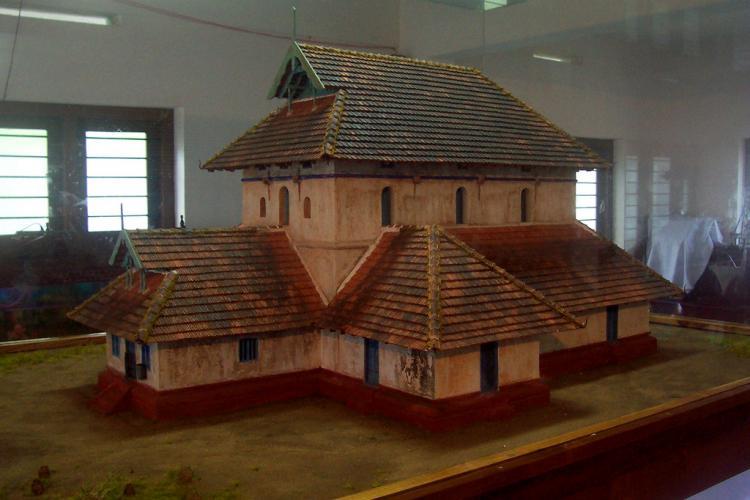 PM Modi gifts Saudi king gold-plated replica of Keralas Cheraman Juma Masjid