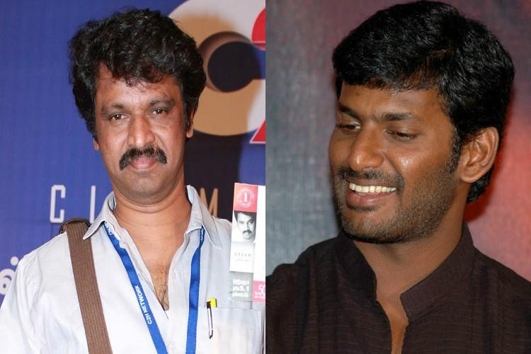Vishal must resign from Producers Council Director Cheran and others protest