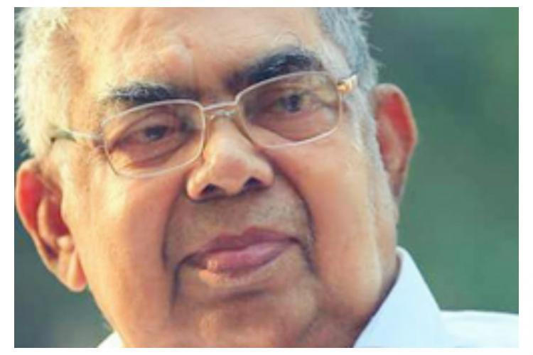 Former minister and IUML leader Cherkalam Abdullah passes away