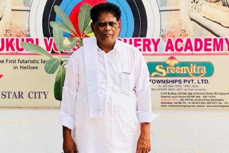 Archery coach Cherukuri Satyanarayana sits on hunger strike seeks apology from Surekha