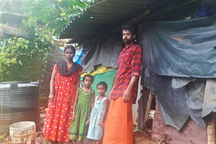 We are constantly in fear Kerala family in Cheruthoni rues lack of govt aid