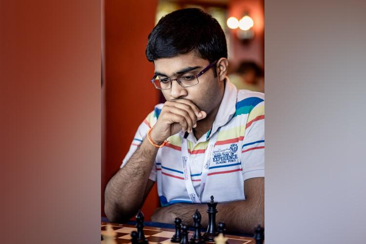 16-yr-old Iniyan Panneerselvam from Erode becomes Indias 61st Chess Grandmaster