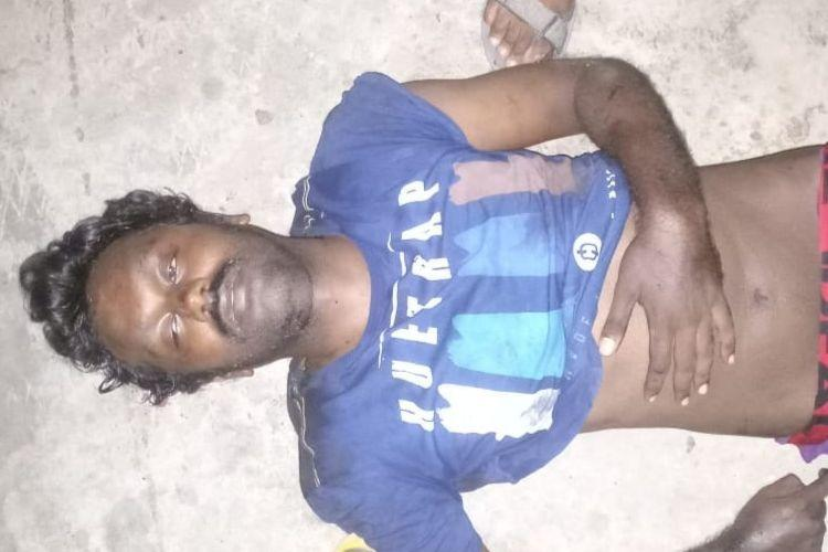 Chennai man who attacked woman and jumped in front of train dies