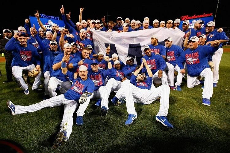 Could a Chicago Cubs win in World Series Baseball trigger armageddon One novelist thought so