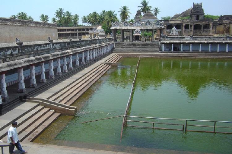 9-yr-old TN boy drowns in temple tank