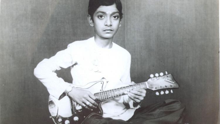 A mandolin and a miracle remembering U Srinivas