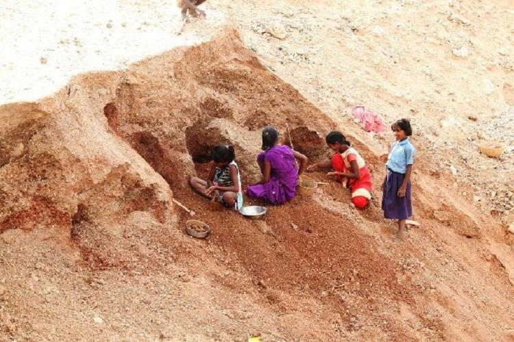 Child labour continues unabated 198 minors rescued from brick kiln on Hyderabad outskirts