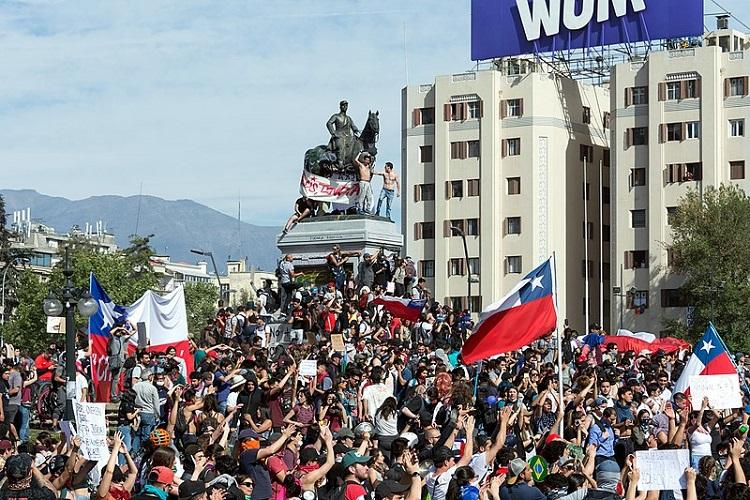 Chile protests explained Its about 30 years of abuse of power