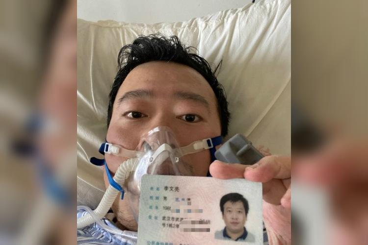 Chinese doctor who first raised alarm about coronavirus dies of disease Reports