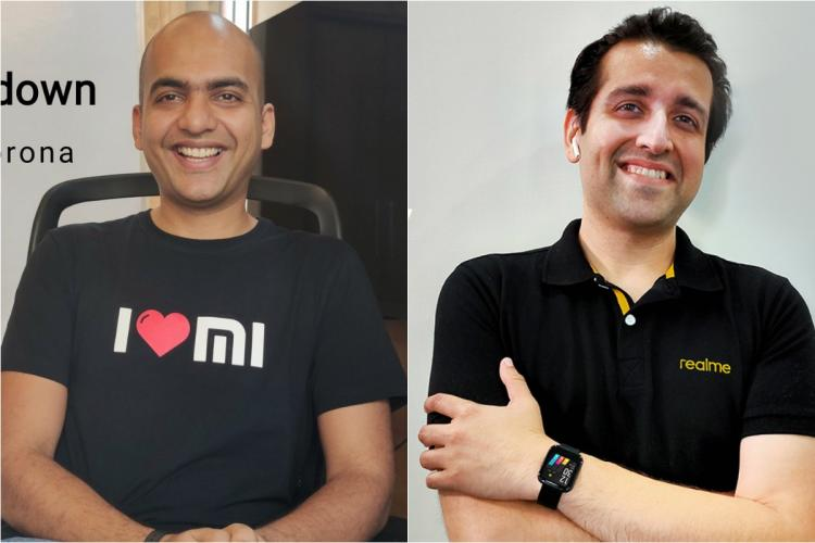 Indian CEOs of Chinese smartphone brands face the heat on Twitter
