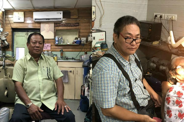 From China to Chennai meet three generations of dentists who are as Tamil as Chinese