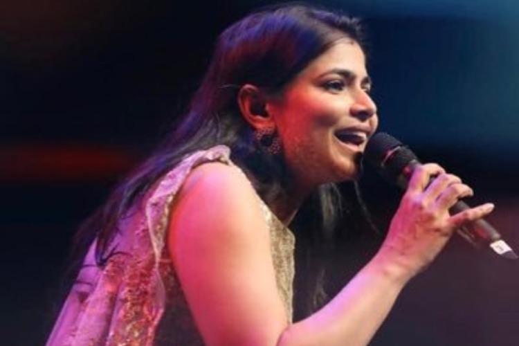 Me Too backlash Singer Chinmayis Tamil dubbing union membership axed