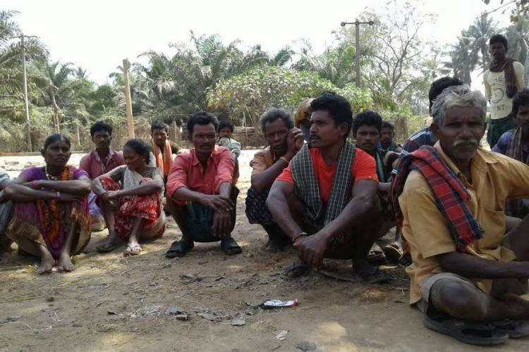 Ground Report How an irrigation project in Andhra is disrupting the lives of tribals villagers
