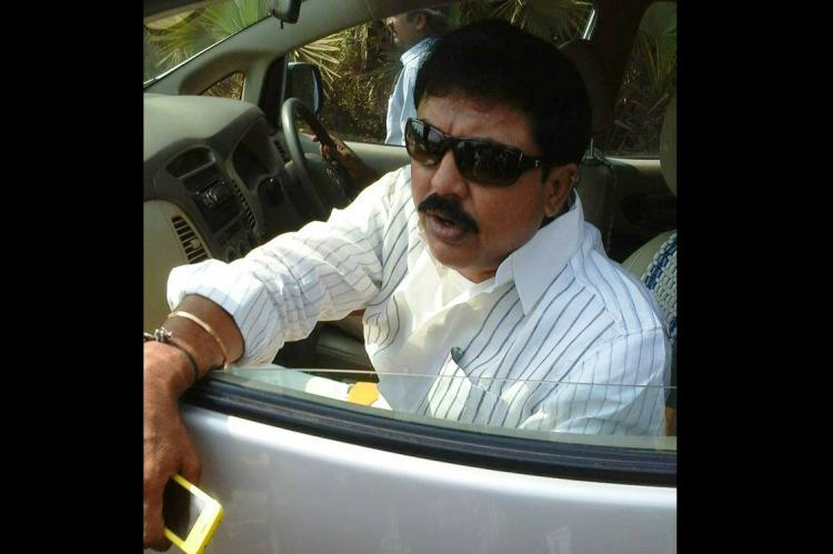 This AP MLA refused to pay toll sulked abandoned his car and took a bus