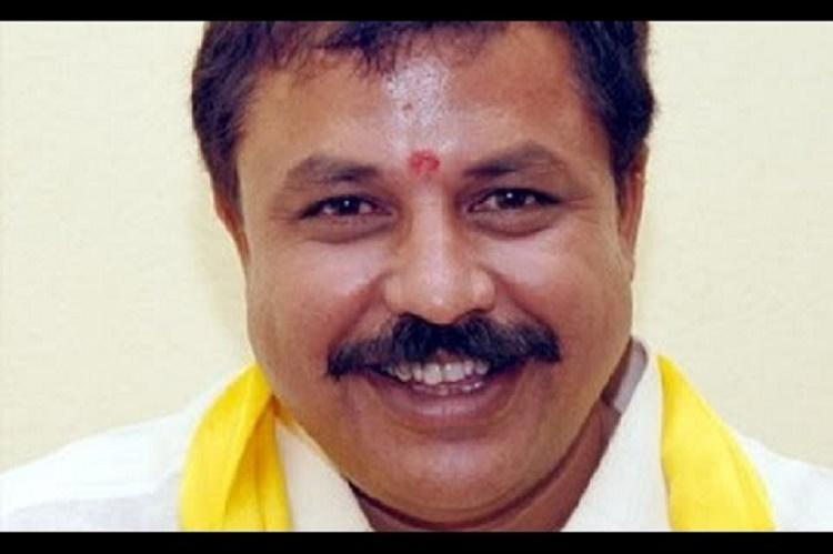 TDP MLA booked for assaulting cop yet to be arrested