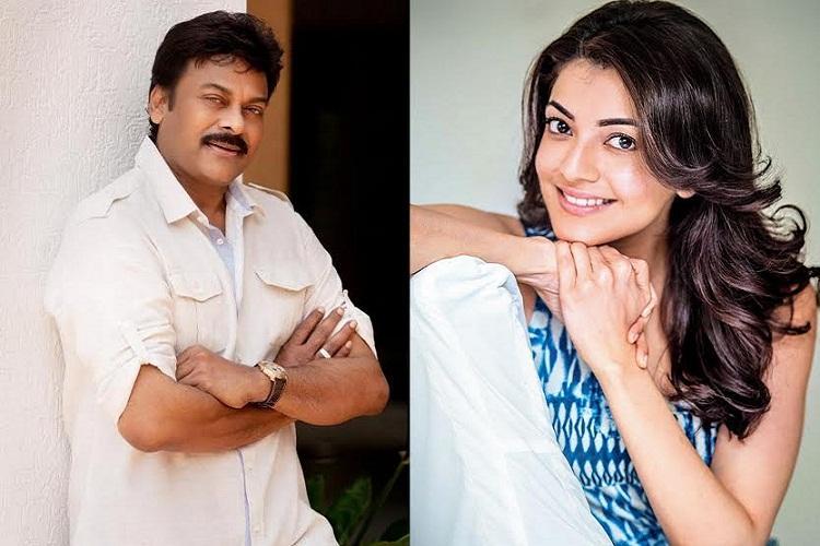 Had no qualms about romancing Chiranjeevi Kajal Agarwal dispels rumours