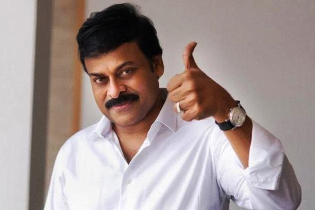 Actor Chiranjeevis 150th Filming date fixed here it is
