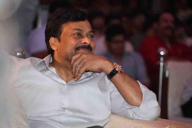 Actor Chiranjeevi expresses interest in adapting folklore for the big screen