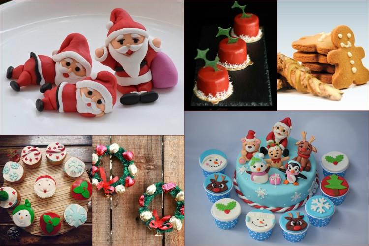 Sweet beginning to a festive season Bakers create delicious treats for Christmas New Year