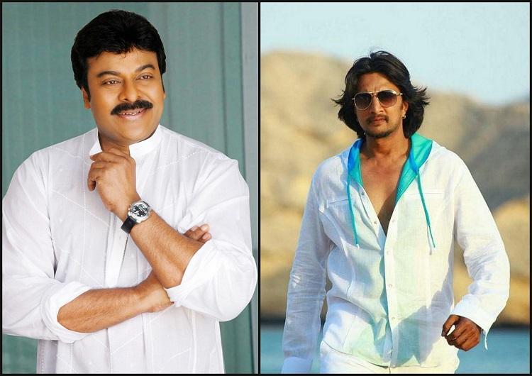 Kannada star Sudeep to share screen space with Chiranjeevi and Amitabh Bachchan