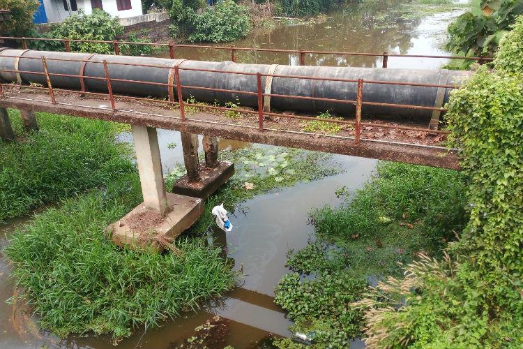 Keralas Parvathyputhanar canal to be renovated