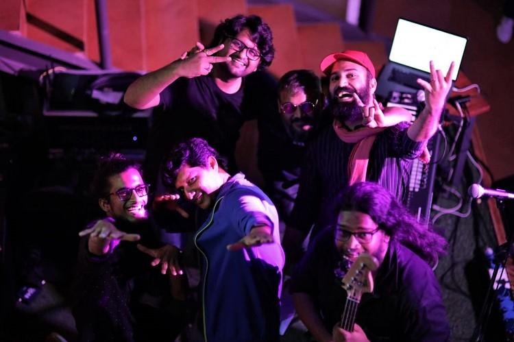 Chowraasta The Hyderabad-based band thats mixing Telugu folk music with reggae