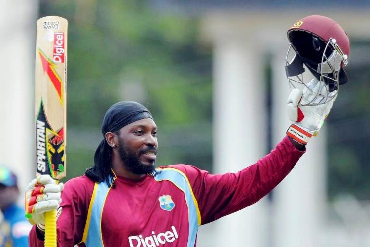The game is changing baby Chris Gayle and sexism in cricket