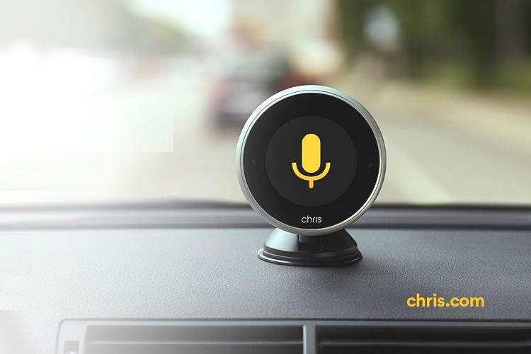 Meet Chris voice-controlled assistant for drivers coming soon to India