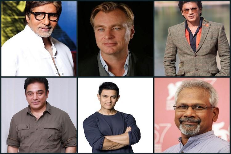 Big B Kamal Mani Ratnam SRK and Aamir to share dais with Christopher Nolan