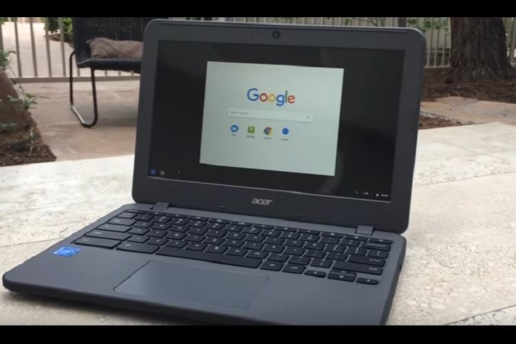 Acer launches new Chromebook with 180 degrees screen spill-resistant keyboard