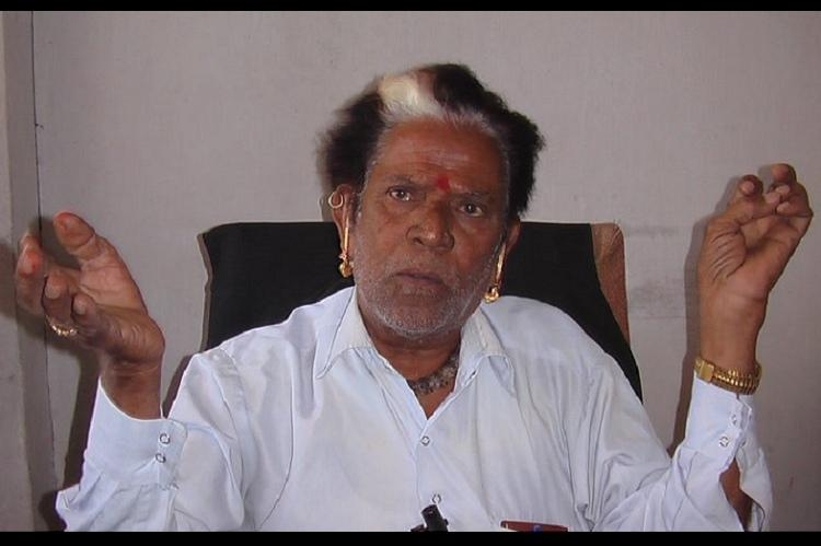 Noted Telangana folk artist Oggu Katha Chukka Sattaiah passes away