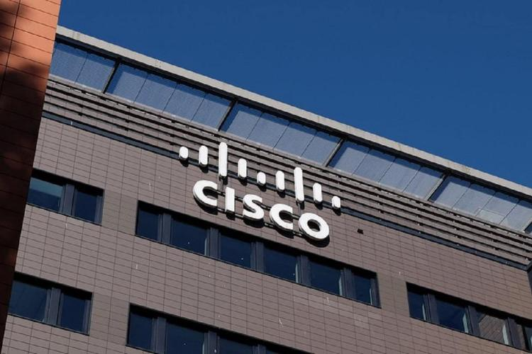 Cisco building in Amsterdam